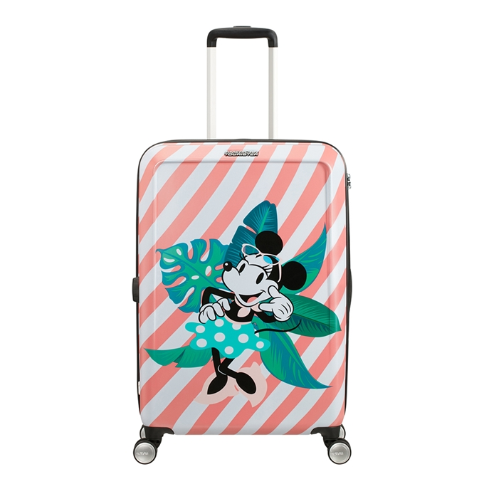 American Tourister Funlight Disney Spinner 67 minnie miami holiday - 1