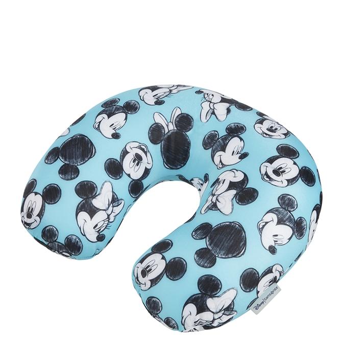 Samsonite Accessoires Disney Microbead Travel Pillow mickey/minnie blue - 1