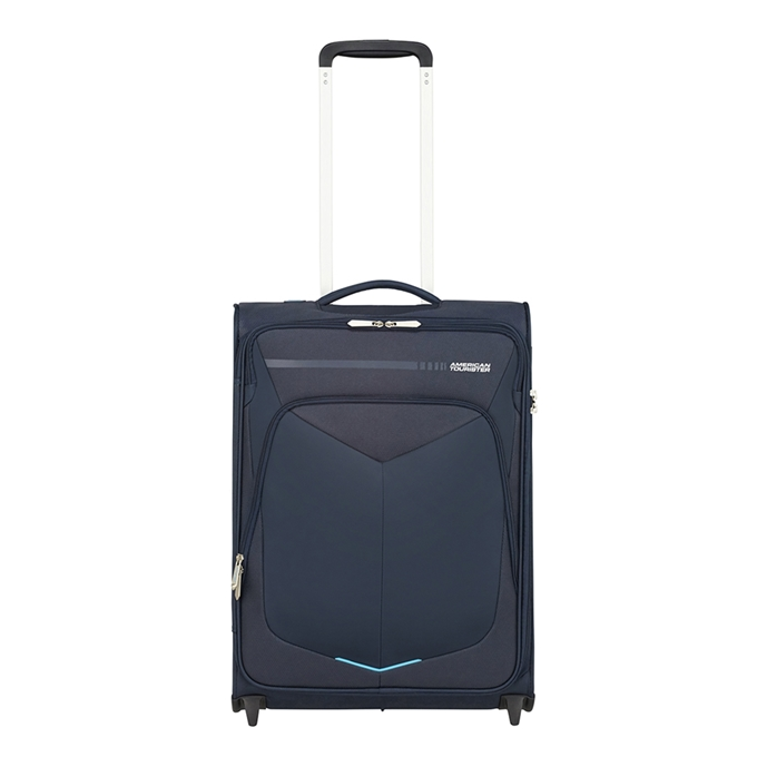 American Tourister Summerfunk Upright 55 navy - 1
