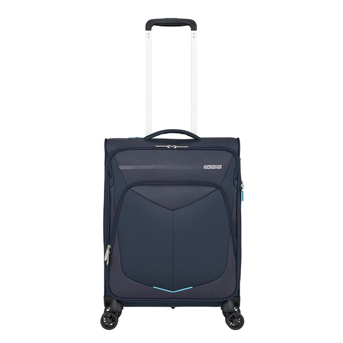 American Tourister Summerfunk Spinner 55 Expandable navy - 1
