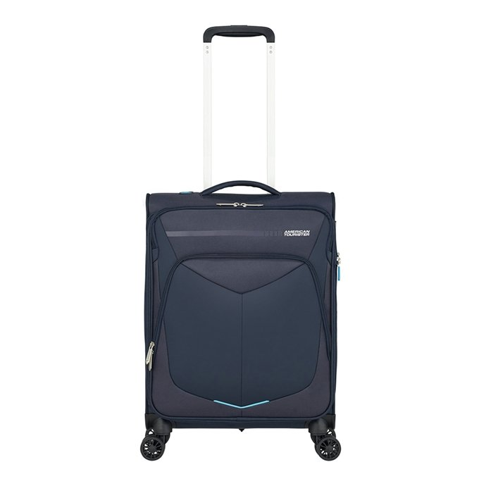 American Tourister Summerfunk Spinner 55 Expandable navy