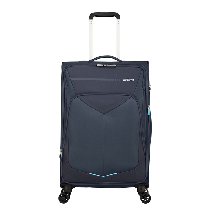 American Tourister Summerfunk Spinner 67 Expandable navy - 1