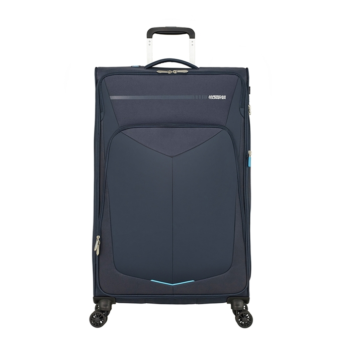 American Tourister Summerfunk Spinner 79 Expandable navy - 1