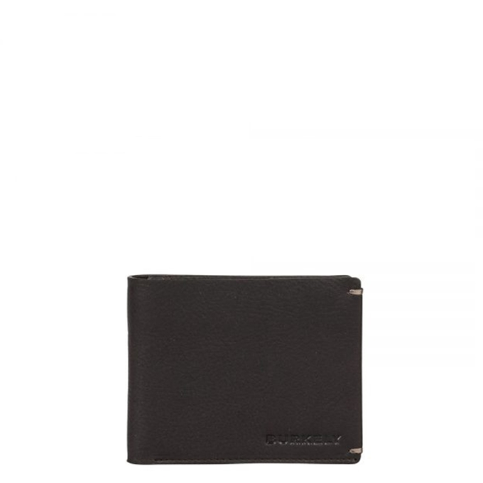 Burkely Antique Avery Low Coin Wallet black - 1