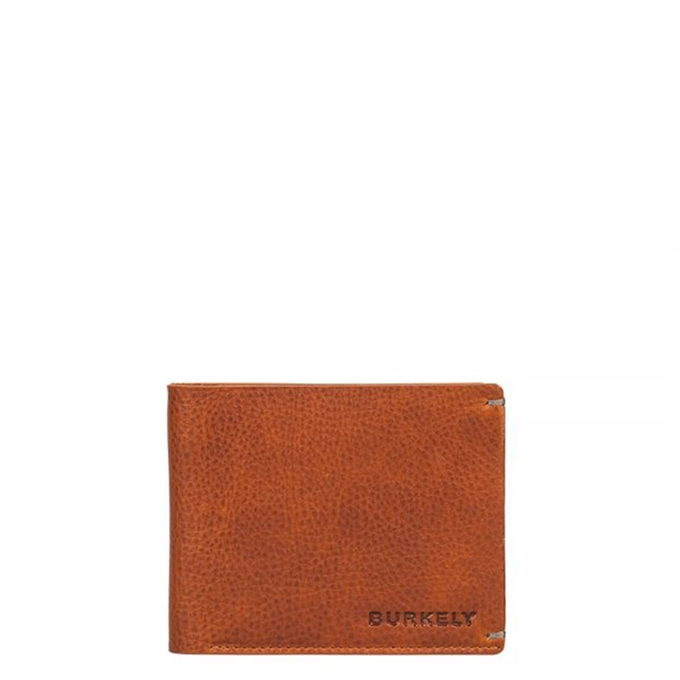 Burkely Antique Avery Low Coin Wallet cognac - 1