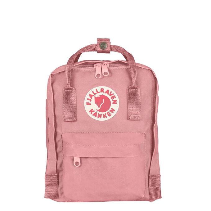 Fjallraven Kanken Mini Rugzak pink - 1