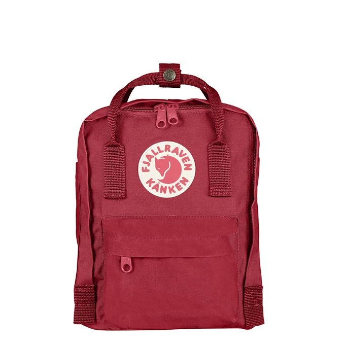 Fjallraven Kanken Mini Rugzak deep red - 1