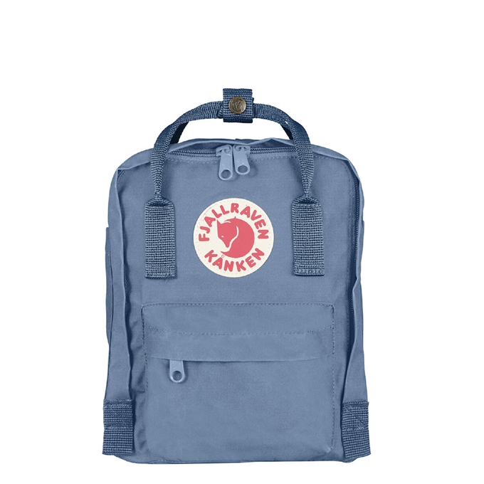 Fjallraven Kanken Mini Rugzak blue ridge - 1