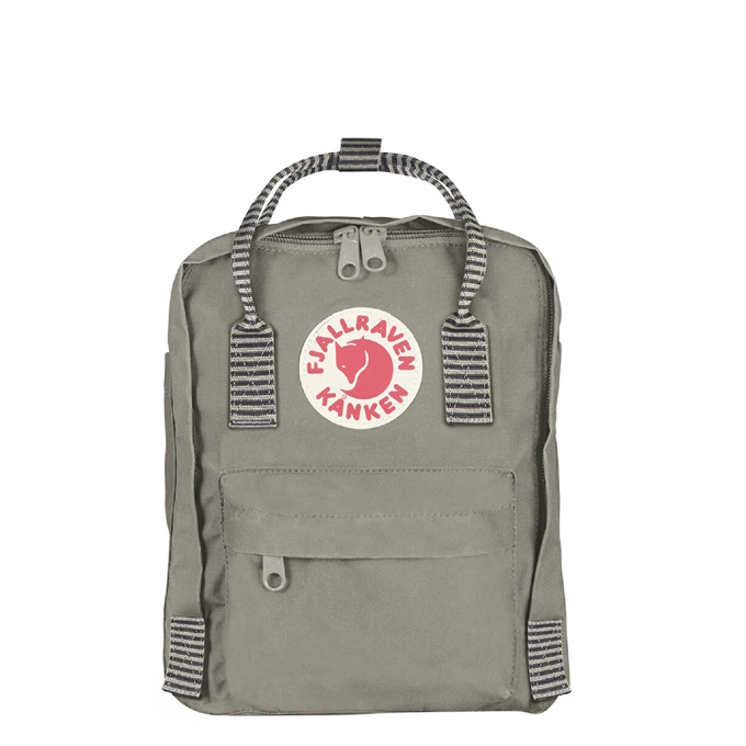 Fjallraven Kanken Mini Rugzak fog-striped - 1