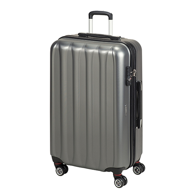 Princess Traveller Hollywood 4 Wiel Trolley L anthracite - 1