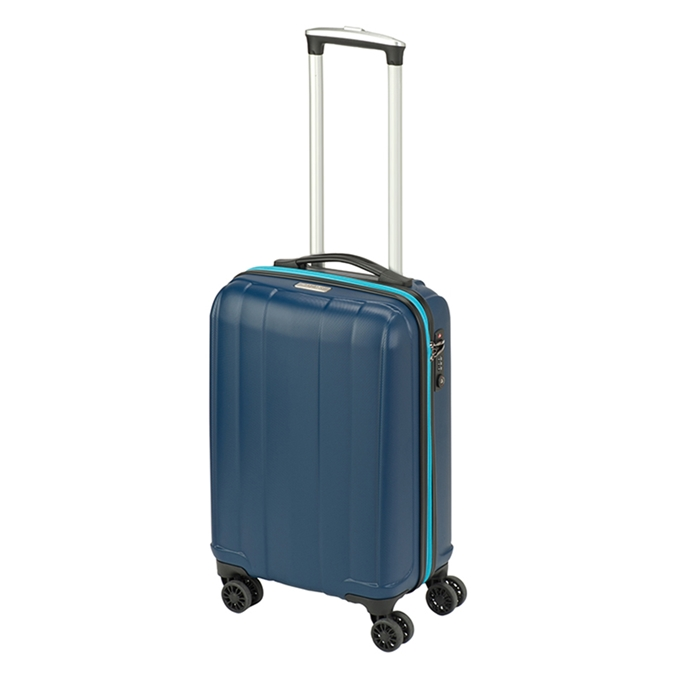 Princess Traveller Montreal Cabin Trolley S blue - 1