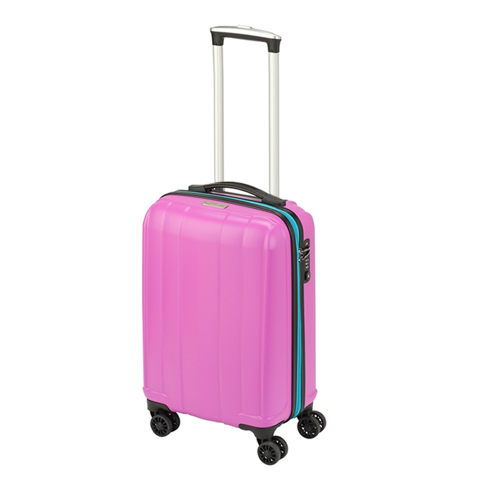 Princess Traveller Montreal Cabin Trolley S pink - 1