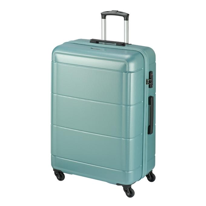 Princess Traveller Macau 4 Wiel Trolley L light blue - 1