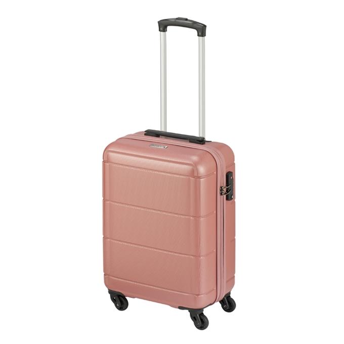 Princess Traveller Macau Cabin Trolley S pink - 1