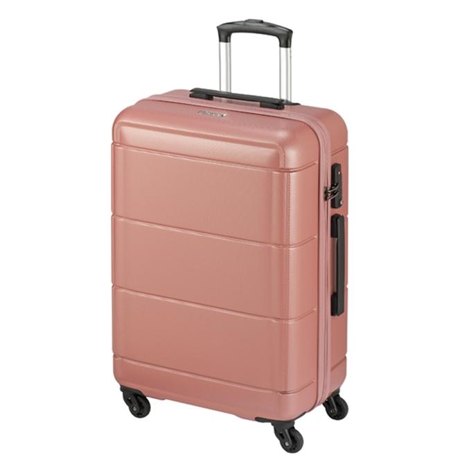 Princess Traveller Macau 4 Wiel Trolley L pink - 1