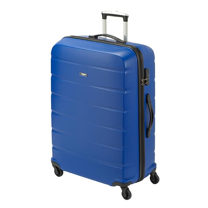 Princess Traveller Grenada 4 Wiel Trolley L blue - 1