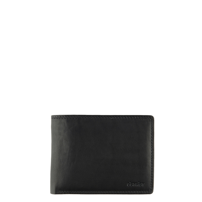 DSTRCT Wax Lane Billfold black - 1
