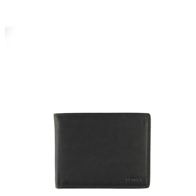 DSTRCT Wax Lane Billfold black2 - 1