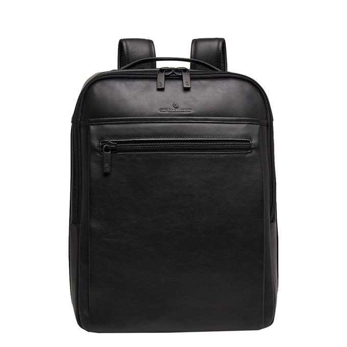 Castelijn & Beerens Nappa X Victor Rugzak 15.6'' + Tablet zwart - 1