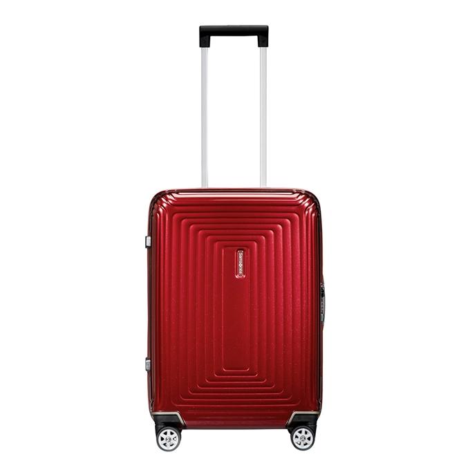 Samsonite Neopulse Spinner 55 metallic red - 1