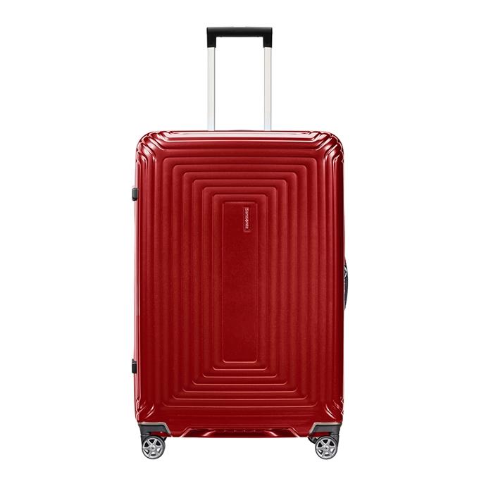 Samsonite Neopulse Spinner 69 metallic red - 1