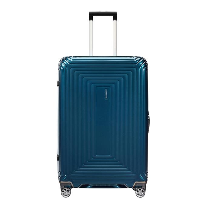 Samsonite Neopulse Spinner 69 metallic blue - 1