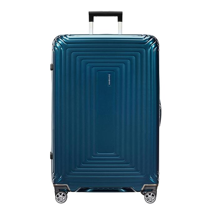 Samsonite Neopulse Spinner 81 metallic blue - 1