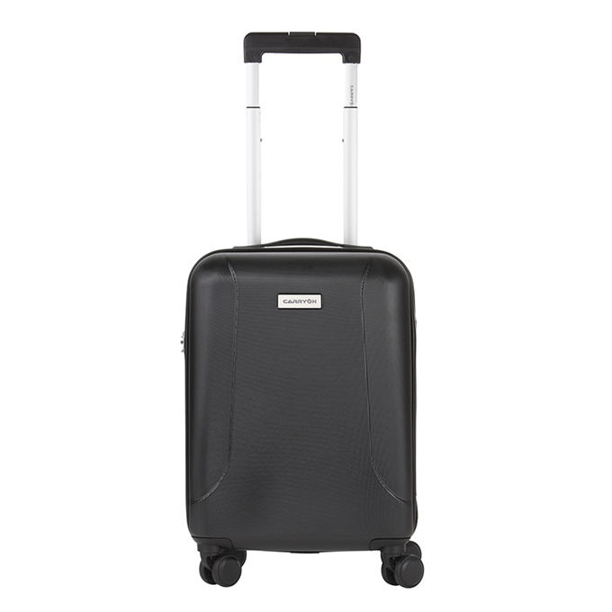 CarryOn Skyhopper 4 Wiel Trolley 55 black - 1
