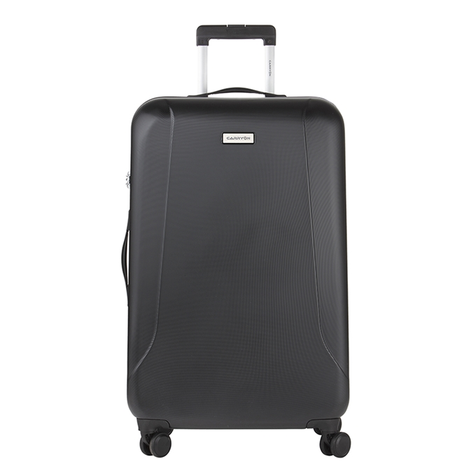 CarryOn Skyhopper 4 Wiel Trolley 78 black - 1