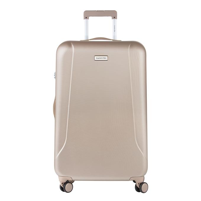 CarryOn Skyhopper 4 Wiel Trolley 78 champagne - 1