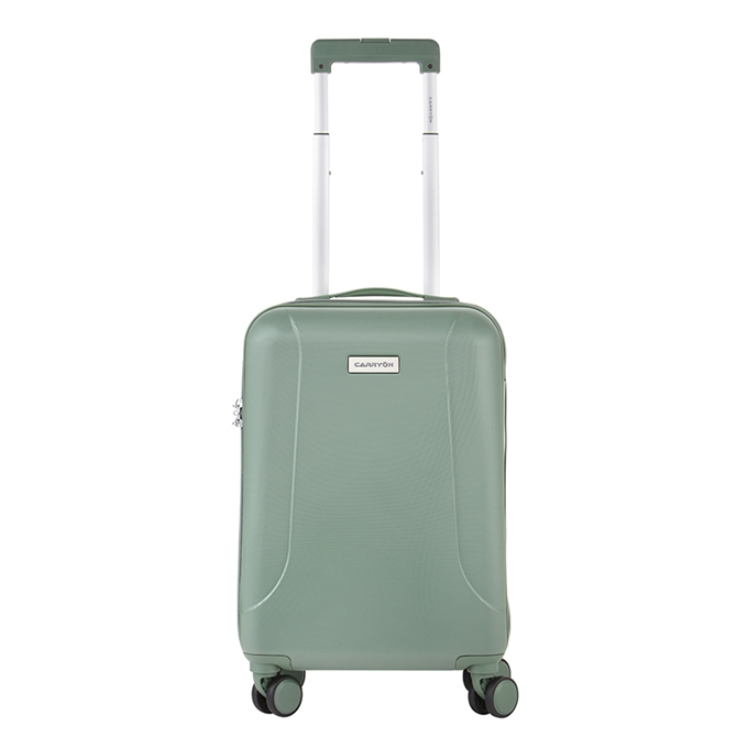 CarryOn Skyhopper 4 Wiel Trolley 55 olive
