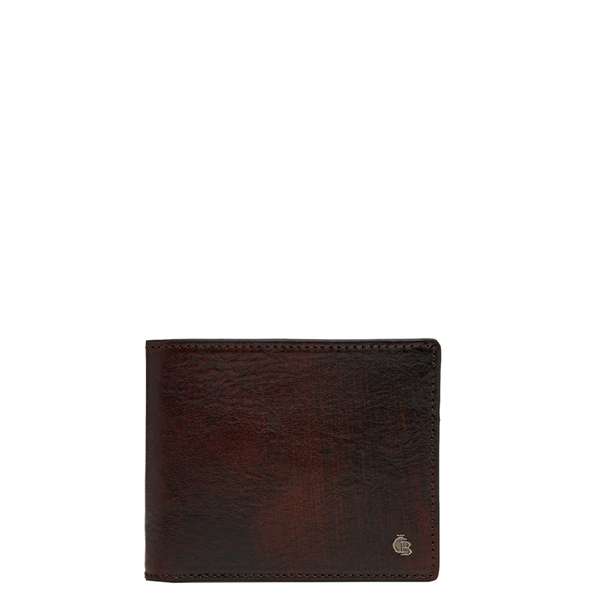 Castelijn & Beerens Rien RFID Portemonnee 8cc cognac - 1