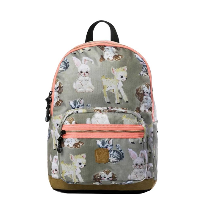 Pick & Pack Cute Animals Backpack M beige multi - 1
