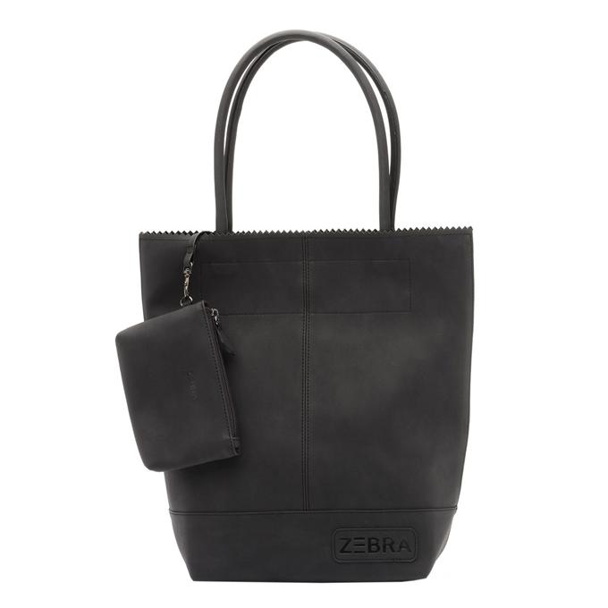 Zebra Trends Natural Bag Kartel Fearless II black