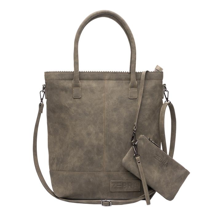 Zebra Trends Natural Bag Kartel Fearless II army - 1