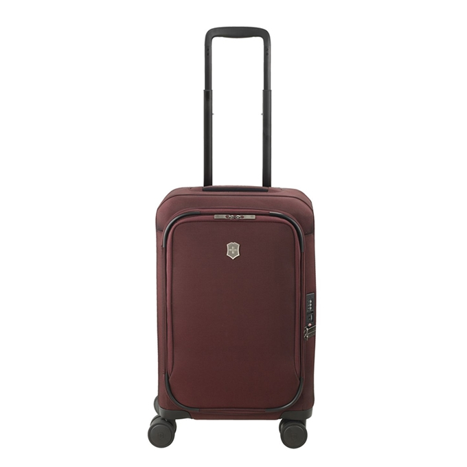 Victorinox Connex Frequent Flyer Softside Carry-On burgundy