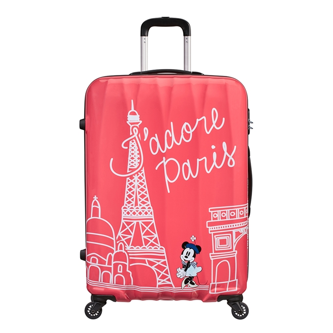 American Tourister Disney Legends Spinner 75 Alfatwist take me away minnie paris - 1