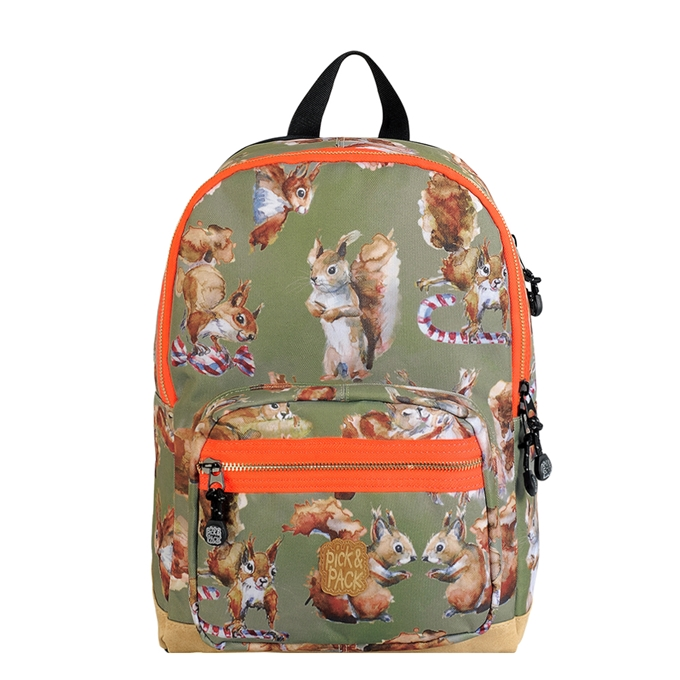 Pick & Pack Squirell Backpack M dusty green - 1
