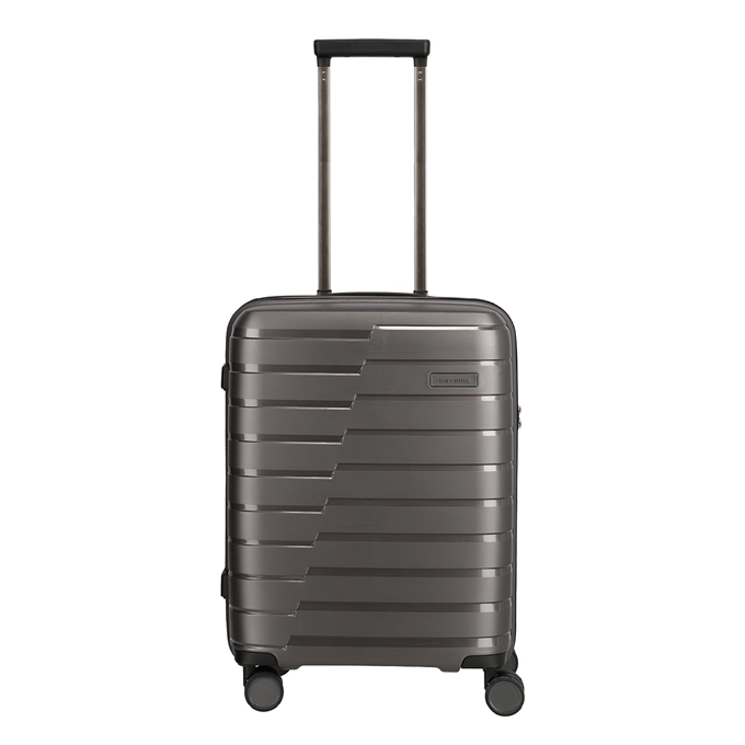 Travelite Air Base 4 Wiel Trolley S anthracite - 1