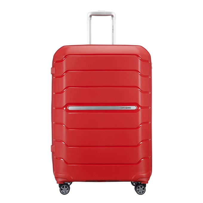 Samsonite Flux Spinner 75 Expandable red - 1