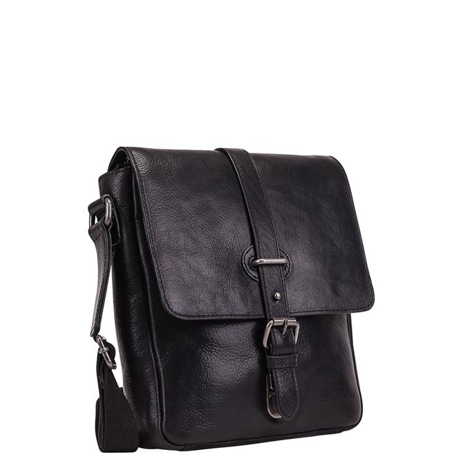 Leonhard Heyden Roma Tablet Shoulder Bag black - 1
