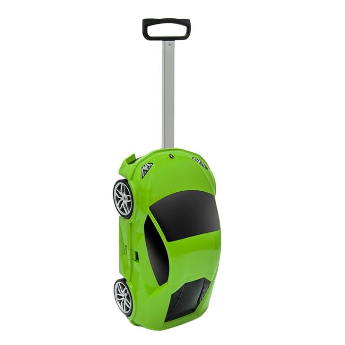 Ridaz Kids Travel Case Lamborghini Huracan green