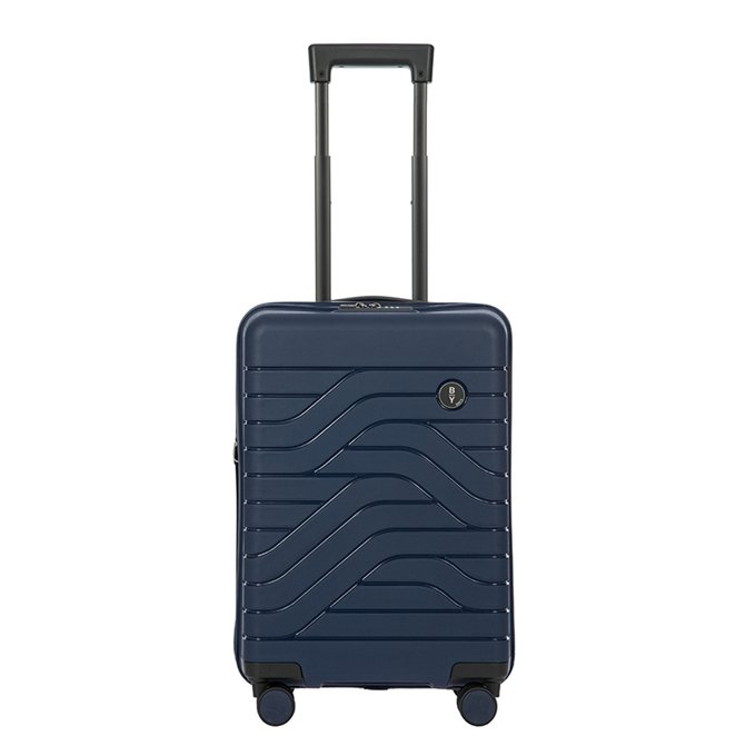 Bric's Ulisse Trolley Expandable 55 USB ocean blue - 1