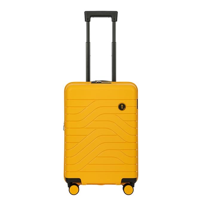 Bric's Ulisse Trolley Expandable 55 USB mango - 1