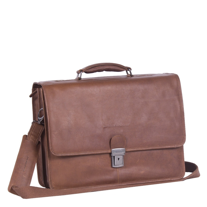 The Chesterfield Brand Shay Laptopbag cognac - 1