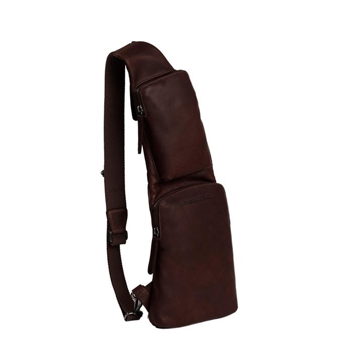 The Chesterfield Brand Logan Crossbody Rugzak brown - 1