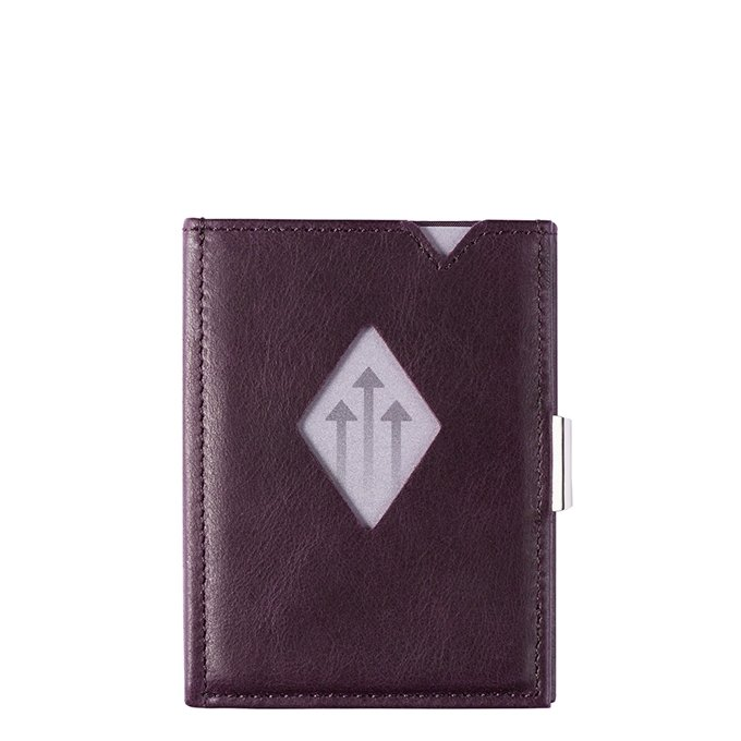 Exentri Leather Wallet RFID purple haze - 1