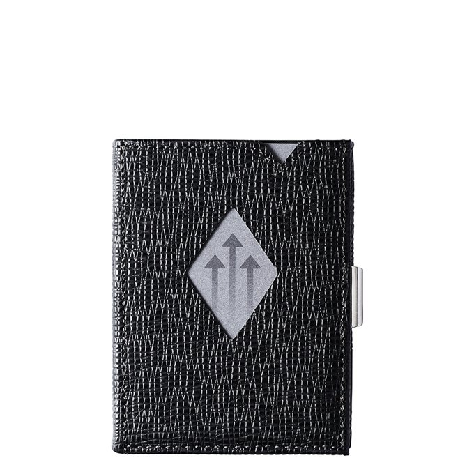 Exentri Leather Leather Wallet mosaic black - 1