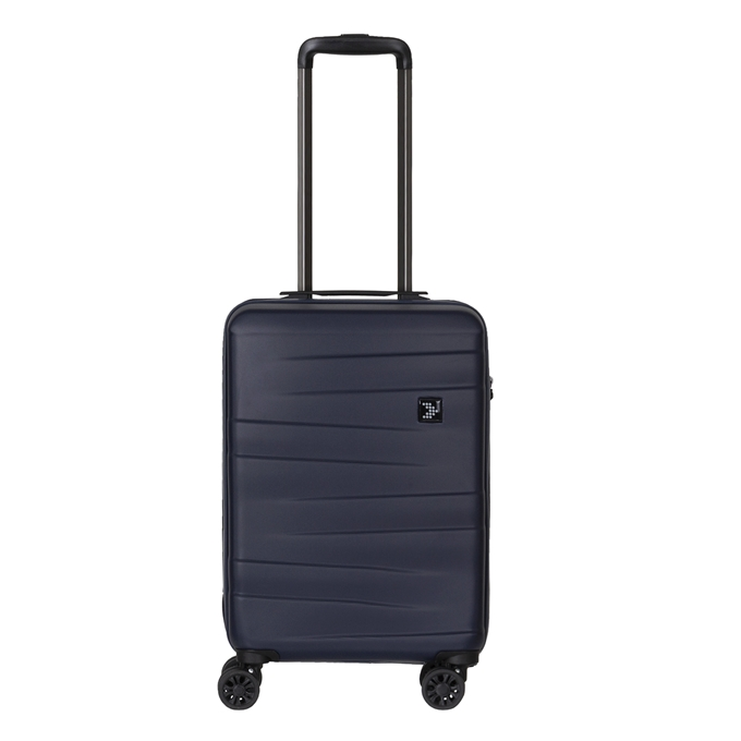 Travelbags Stockholm 4 Wheel Trolley 55 navy - 1