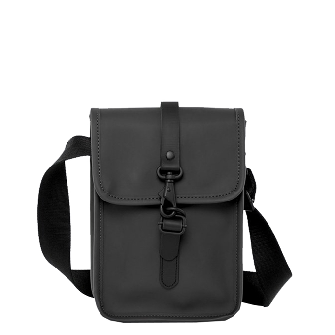Rains Original Flight Bag black - 1